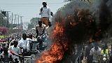 Kenya: un manifestant tué par balle dans un fief de l'opposition