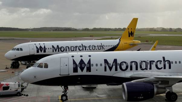 Owner of failed airline Monarch should contribute to customer repatriation - MP Grayling