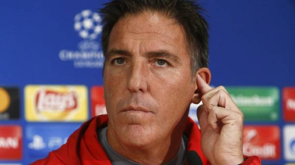 Sevilla to play 'responsibly' against Spartak Moscow - manager