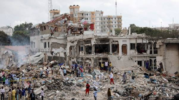 After Somalia's deadliest bombing, a brother's desperate search