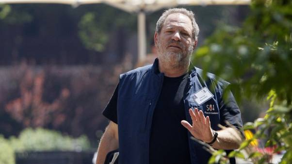 Colony Capital injects cash, in talks to buy Weinstein Co