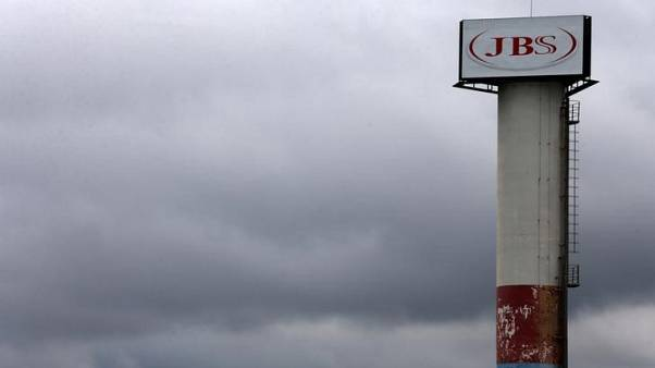 Brazil's JBS withdraws plan for U.S. processed food unit IPO