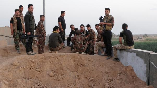 A divided Iraq tests U.S. influence as fight against Islamic State wanes