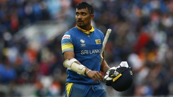 Gunathilaka's six-match ban reduced by half on appeal