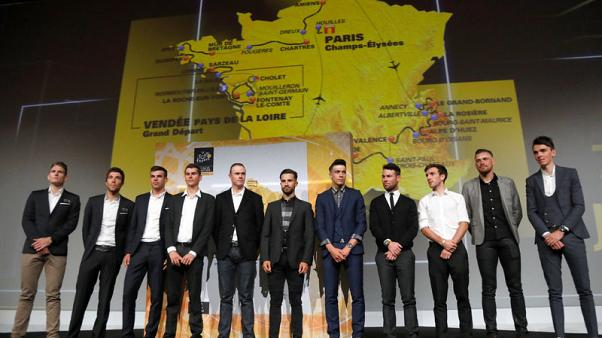Froome faces Dumoulin duel in 2018 Tour route full of surprises