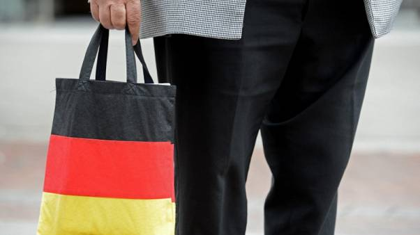 German business morale buoyed by flush order books
