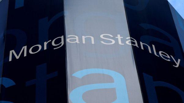 Morgan Stanley's profit rises despite trading slump