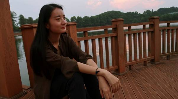 A 'goddess party secretary' ponders her future in fast-moving China