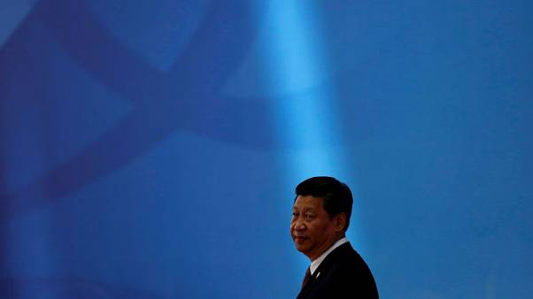 China's Xi set to codify legal clout, anti-graft campaign at congress