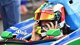 Auto: le fils de Michael Schumacher rêve de courir en F1