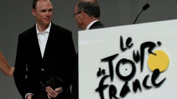 """Tour de France 2018: les """"neuf premiers jours"""" font un peu peur à Froome"""