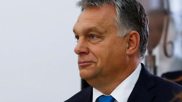 Hungarian opposition bill seeks to loosen Orban's grip but likely to fail