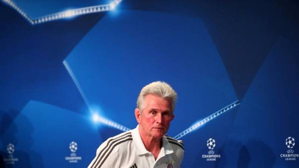 Bayern highly motivated for Celtic test - Heynckes