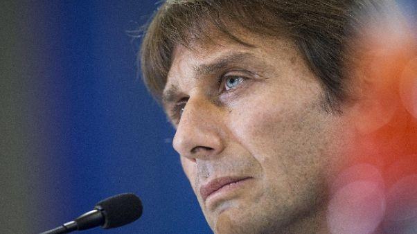 Champions: Conte, Roma ottima squadra