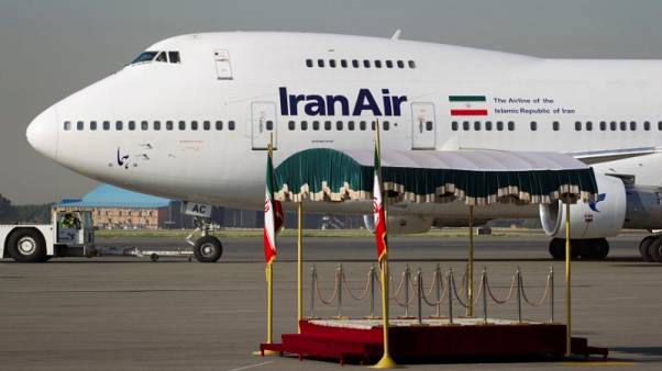 Iran aircraft deals hang by thread as Trump targets Tehran
