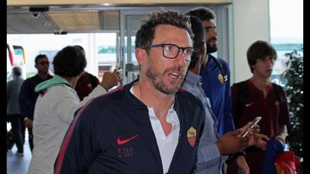 Champions: Roma partita per Londra