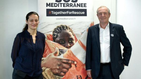 """Migrants: la crise humanitaire continue en Méditerranée, aggravée par """"l'enfer libyen"""""""