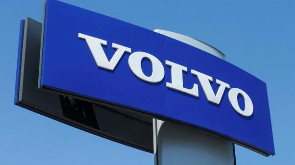 Volvo abandons plan to sell Governmental Sales unit