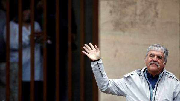 Argentina judges seek detention of Fernandez ally