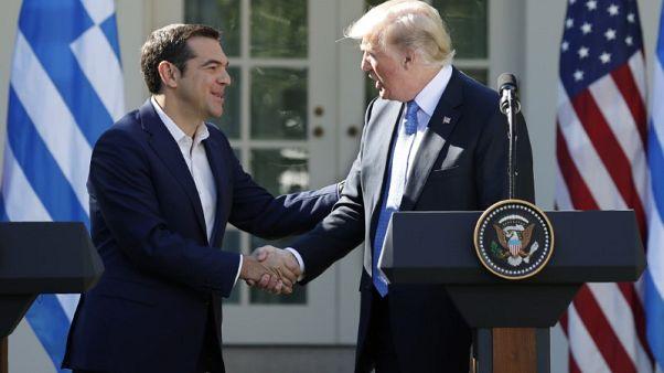 U.S. mulls potential F-16 sale to Greece - Trump