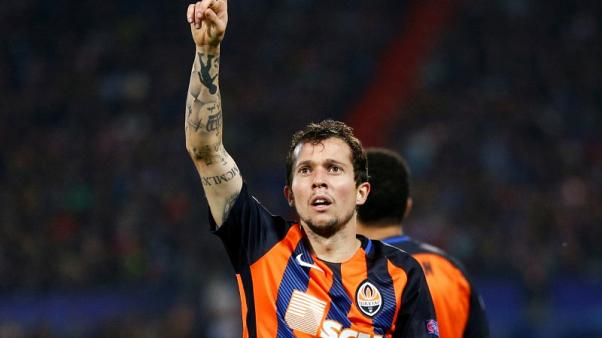 Bernard double seals victory at Feynoord for Shakhtar Donetsk