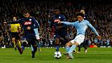 City make it three out of three with win over Napoli