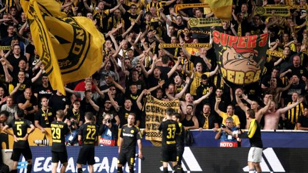 Dortmund in danger of Champions League exit after Apoel draw