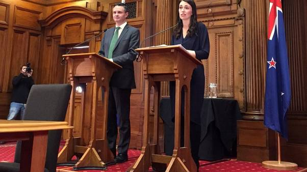 New Zealand's kingmaker party sets Thursday to unveil result of talks to form government