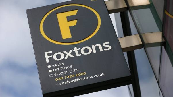 British estate agent Foxtons third-quarter revenue revenue slips 6 percent