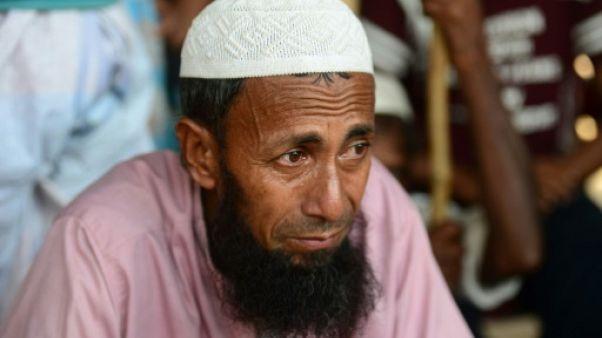 Quarante ans après, le retour d'un Rohingya dans l'impasse des camps de réfugiés