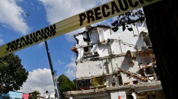 Mexique: fièvre immobilière et oubli, deux visages de l'après-séisme