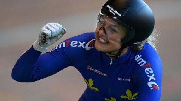 Cyclisme sur piste: la France mise sur ses jeunes talents aux Championnats d'Europe