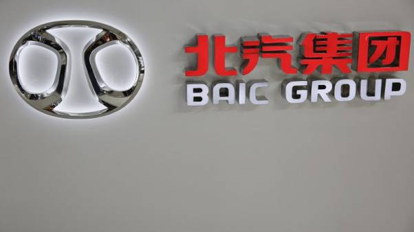 China's electric car output to hit 1 million next year - BAIC chairman