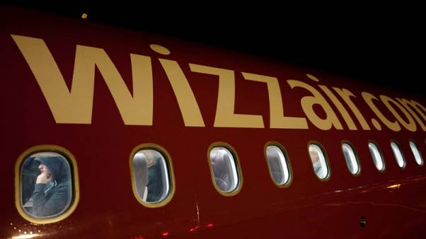 Budget airline Wizz Air applies for UK licence ahead of Brexit