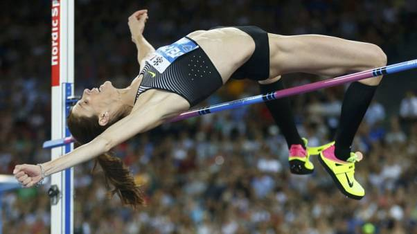 Spanish Olympic high jump champion Beitia announces retirement