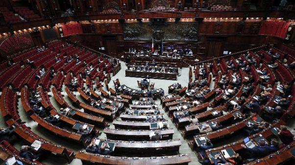 Ue: Camera, ok a risoluzione maggioranza