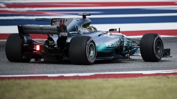 Mercedes and Hamilton on brink of F1 titles