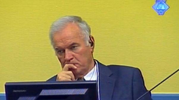 """Ratko Mladic, le """"boucher des Balkans"""", fixé sur son sort le 22 novembre"""