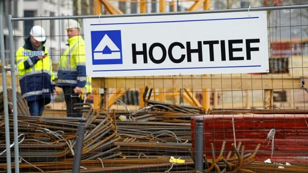 ACS's Hochtief offers 17.1 billion euro for Spain's Abertis