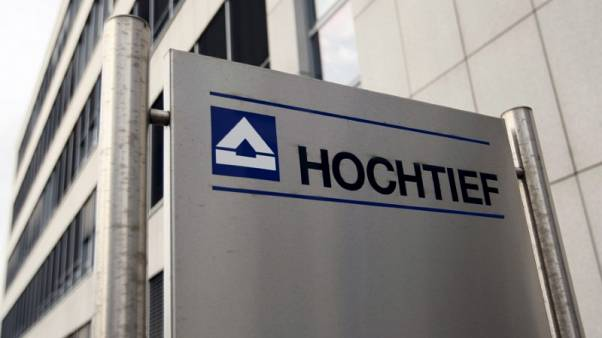 ACS's Hochtief launches counter-bid for Abertis