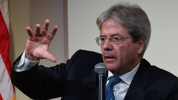 PM praises Italy's migrant policy as U.N. cites humanitarian crisis