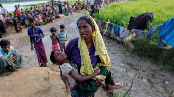 Tillerson: U.S. holds Myanmar military leaders accountable for Rohingya crisis