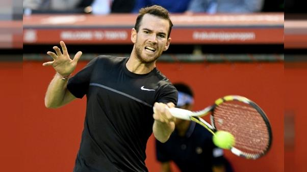 Tennis: Mannarino gagne son ticket pour les quarts à Moscou