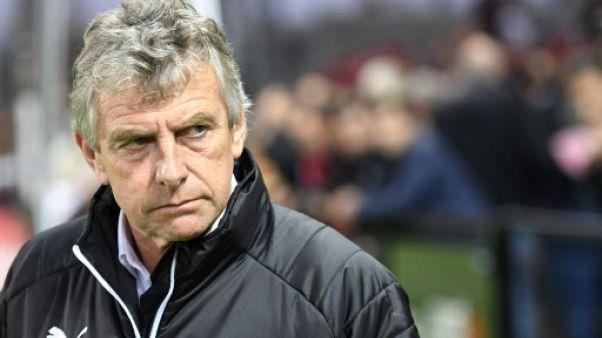 Rennes: pas de point presse d'avant-match, les entraînements à huis clos