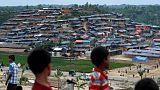 U.N. says still determining if Myanmar crisis is genocide
