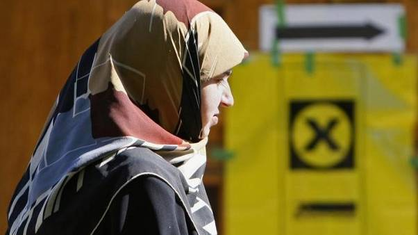 Canada's Quebec province to ban face coverings in public sector