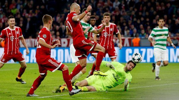 Bayern beat Celtic 3-0 as Heynckes makes winning European return