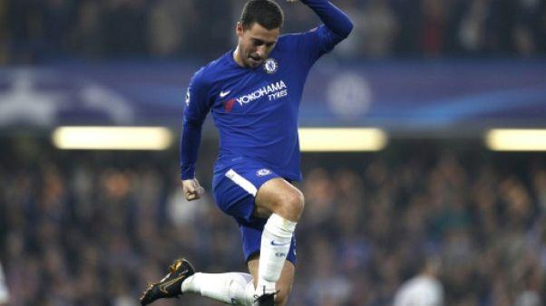 Ligue des champions: Chelsea sauve les meubles contre la Roma