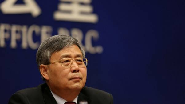 China will crack down on irregularities in banking sector - regulator chief