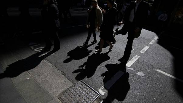 Australia jobs growth speeds ahead, nudges unemployment lower